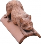 Cat ridge tile