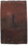 Clay 10.5 x 6.5 rosemary plain tile