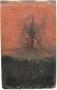 Clay acme dark plain tile