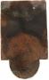 Clay bullnose plain tile
