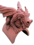 Guardian dragon roof finial